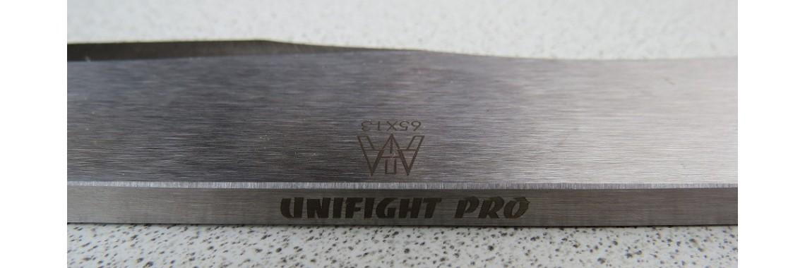Эмблема на ноже Uniofight